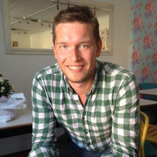 Johan Kåverud
